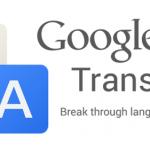 Download Offline Language Package of Google Translate
