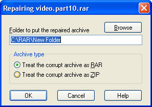 Winrar-Treat-the-corrupt-archive-as